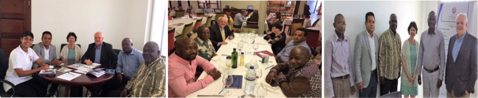 ECEXA Mocambique Business Mission 2019